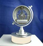 Каркасные часы каминной доски, античные каркасные часы