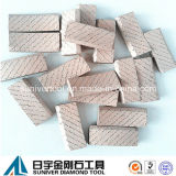 Drilling Reinforced Concrete를 위한 Arix Tech Core Drill Bit Segment