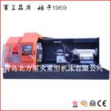 Machine faite sur commande de tour de commande numérique par ordinateur de spécialité pour le rouleau en acier de usinage (CG61200)