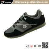 Lichte Comfortabele In te ademen Zwarte Schoenen 20066-1 van Runing van de Sport