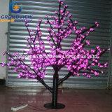 Mini LED en plastique arborescence cherry blossom