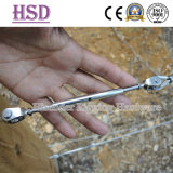 Rigging Hardware Casting Commercial Turnleau en fer malléable pour se connecter