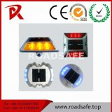 A segurança do tráfego rodoviário reflexivo Marcador do pavimento de alumínio Solar reflexivo prisioneiro de Estrada