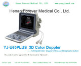 Doppler-Ultraschall-Diagnosesystem der Farben-3D