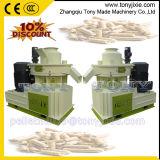 (A) de la biomasse de Noix de Coco Palm kernel Shell Shell Machine presse à granulés