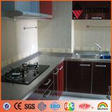 2015 Ideabond cocina gabinete café espejo panel de aluminio (AE-209)