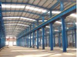 研修会および倉庫(DG2-017)のための製造された鉄骨構造の構築