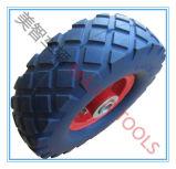 300-4 PU 거품 바퀴; Puntureproof 타이어; 공구 손수레 바퀴