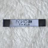의복을%s 100%Polyestercustomized Wocen 크기 레이블