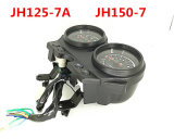 Instrument de la moto Ww-7281, indicateur de vitesse de la moto En125,