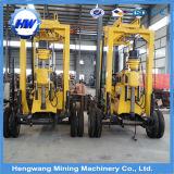 Preço móvel montado reboque da máquina Drilling de equipamento Drilling de poço de água
