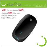 단위 3G HSUPA/EVDO/TD-SCDMA 의 건전지 MH1109를 가진 3G WiFi 대패