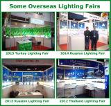 6500k High Lumen 5W Alumínio Plástico SMD GU10 LED Spot Lamp
