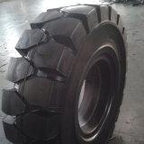 Neumático sólido Pneu Plein 21X8-9 23x9-10 alta calidad Color Negro neumático sólido