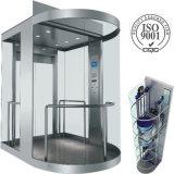 [1.75م/س] زار معلما سياحيّا مصعد مسافر مصعد مع صغيرة آلة غرفة
