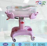 高さの調節可能なABS赤ん坊のBassinet (THR-RB011)