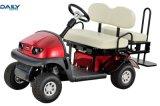 二重シートの36V 1600Wモーターを搭載する電気ゴルフカート/バギー