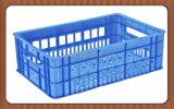 Warehouse를 위한 Quality 높은 PE Plastic Injection Turnover Storage Basket