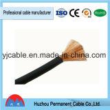 Cable de cobre de goma de la soldadura del PVC de los estándares IEC60245 de las especificaciones del cable de la soldadura del cable de la soldadura de H07rn-F