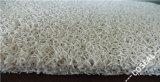 Malla de plástico PVC blanco antideslizante Mat