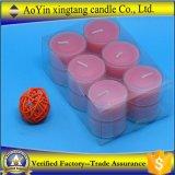 Velas perfumadas coloridas al por mayor del Tealight del precio barato 9g mini