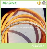 Plastic Slang 8.5mm van de Hoge druk van de Nevel van de Kleur van pvc Gele