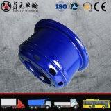 Bordas de aço da roda da câmara de ar do caminhão da roda do automóvel de Shandong Zhenyuan