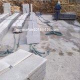Escultura em Pedra Mármore cinzento slabs para decoração de piso (SY-MS001)