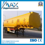 3 Radachse 60t Oil Tank Trailer für Oil Transport