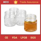 ガラス製品の製造業者の販売のための小型涼しいアルコール飲料のメーソンジャーの小グラス