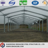 Forme portique Sinoacme de bâti de structure métallique de lumière légère de construction