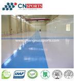Revestimento de poliureia resistente a arranhões e antiderrapante adequado para piso de fábrica