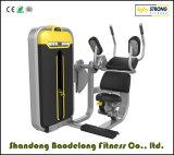 商業体操装置の腹部のクランチ機械