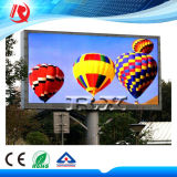 Panel LED de exterior/Publicidad en vallas LED/ P10 Módulo LED Color