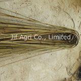 Varas de bambu naturais com alta qualidade