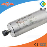 Шпиндель водяного охлаждения Gdz48-300W 60000rpm асинхронный для машины CNC металла