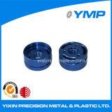 Aluminio 6061 parte de la CNC anodizado el mecanizado de precisión de piezas con 0,01 mm Tolerence
