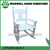 Cadeira de balanço de móveis de madeira de pinho