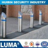 Flexcibleの自動持ち上がる駐車か道の障壁のステンレス鋼のHydtraulicのボラード