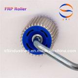 Rodillos de pintura de aluminio de los rodillos de la paleta para los procesos de FRP