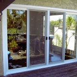屋外アルミニウムガラスドアデザイン