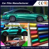 Tiffany Cromo mate de alta calidad de la película de hielo coche Vinilo adhesivo de envoltura de 1,52m de ancho