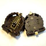 Cassa della casella dei supporti delle clip di batteria del tasto Cr1220
