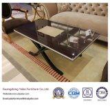 Hotel mobiliário com mesa de café para a sala de estar Mobiliário (YB-F-002)