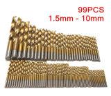 Torsión de alta velocidad de bits de perforación Kit para metal, plástico, cobre y de madera