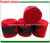Soft Fleece Enveloppements de protection de la jambe de cheval Cheval