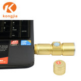 Карманный USB аккумулятор яркий кри зум светодиодный фонарик