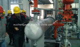 化学薬品のための間接熱交換器