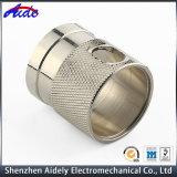 Peça de carimbo de cobre de reposição do metal de folha do CNC da precisão feita sob encomenda