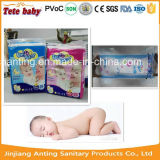 Constructeur organique remplaçable de couche-culotte de bébé de coton de produits de bébé de prix concurrentiel dans Fujian, Chine